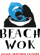 Pacific City Beach WOK Logo